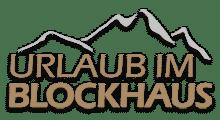 Urlaub im Blockhaus Logo