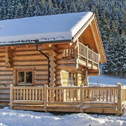 Chalet Kaindorf Winter